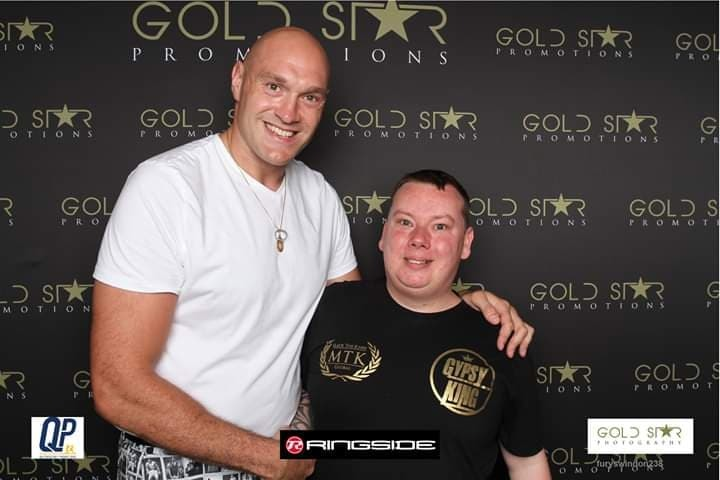 Widnes boxing superfan who met idol Tyson Fury says it was 'dream come true'