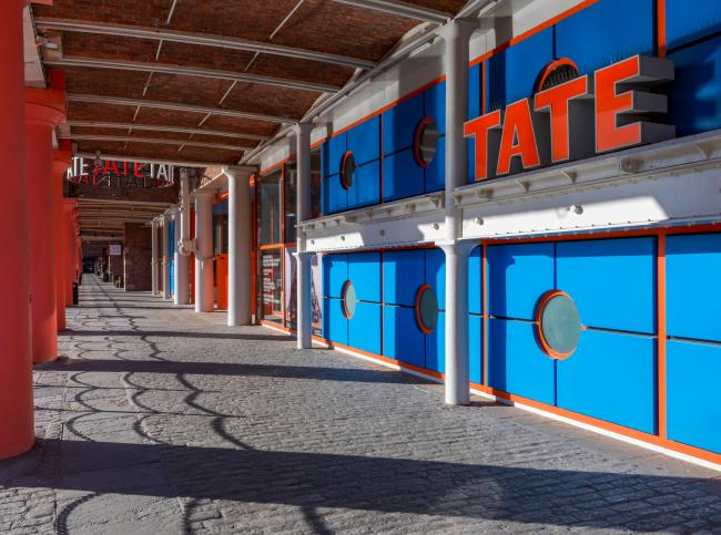 Tate Liverpool exterior (Picture: Tate Liverpool / Andrew Dunkley and Mark Heathcote)