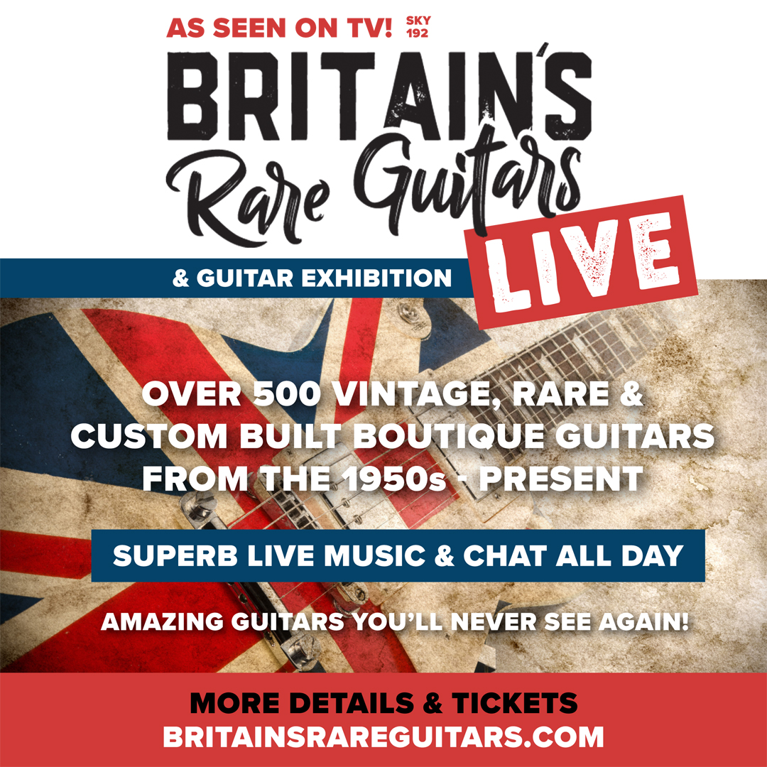 Britain's Rare Guitars