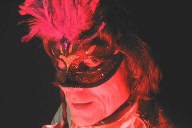 Character from The Masque of the Red Death. Picture: John Goodrum