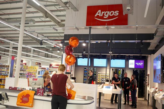 The new team members will be responsible for delivering the 'best' service for customers during Argos' busiest times of the year