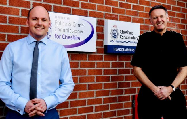 Police and Crime Commissioner David Keane and Chief Constable Darren Martland have agreed to provide early intervention support and increased mental health counselling for front line police officers
