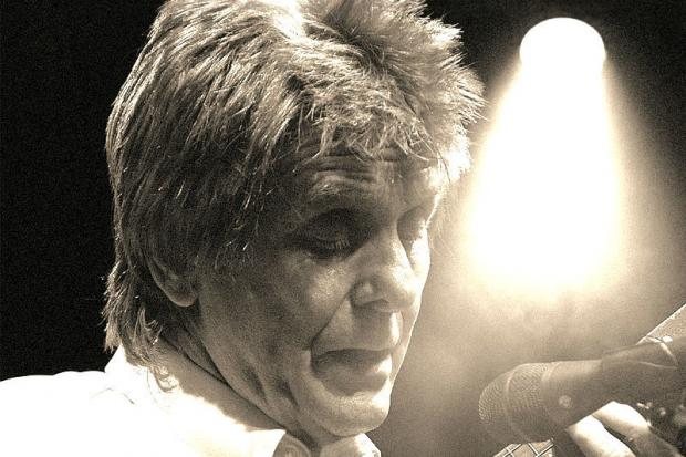Joe Brown returns to The Brindley Theatre in Runcorn on October 31