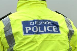Library picture of Cheshire police