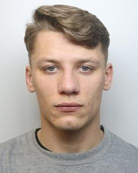 Mantas Savickas, from Liverpool, was found guilty of stealing the motorbike from an 18-year-old in Runcorn (Cheshire Police)