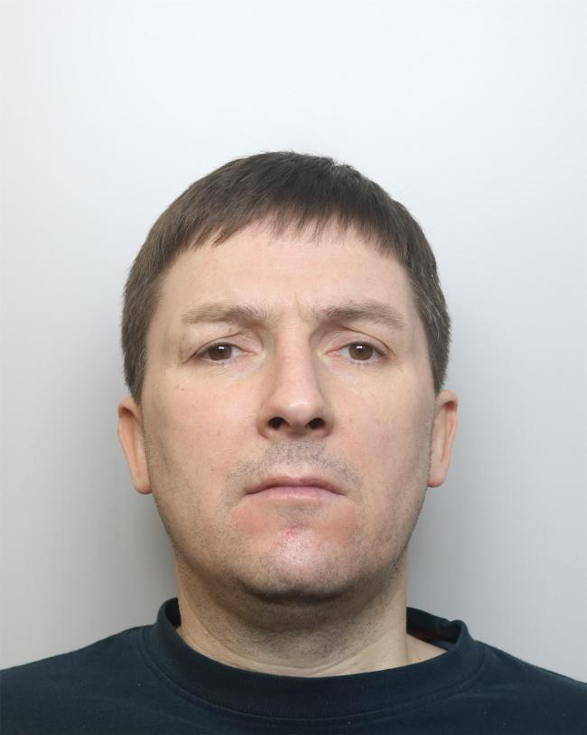 Anthony Sinnott, 40, of Sommerville Road in Widnes, pleaded guilty to burglary on Tuesday, September 24
