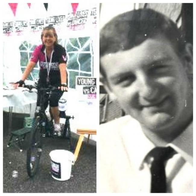 Maureen Herdman-Grant will set off on the five-day trek in memory of John Price
