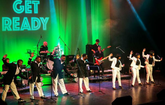 Production image from 'Get Ready – The Ultimate Motown & Soul Party' which is at the Brindley Theatre, Runcorn on Sunday, February 2 next year.