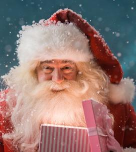 Meet Father Christmas at Green Oaks Shopping Centre this Saturday