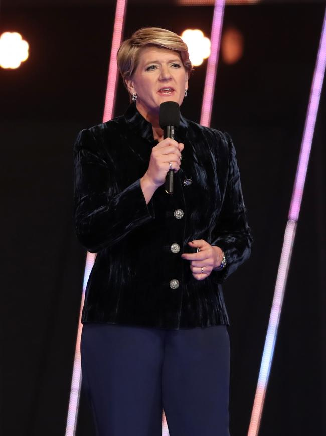 Clare Balding has been named as the next RFL President. Picture by Jane Marlow/PA Wire