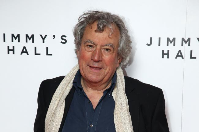 Monty Python star Terry Jones