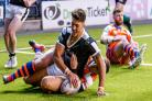 Former Widnes Vikings centre Anthony Gelling stood down by Warrington Wolves
