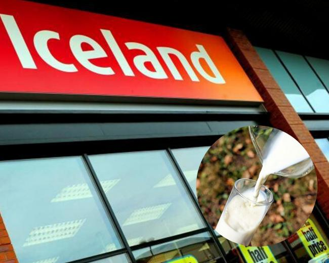 Iceland recalls several vegan products...because they contain milk