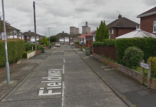 A house on Fieldway in Widnes was broken into on Friday. Picture by Google Maps.