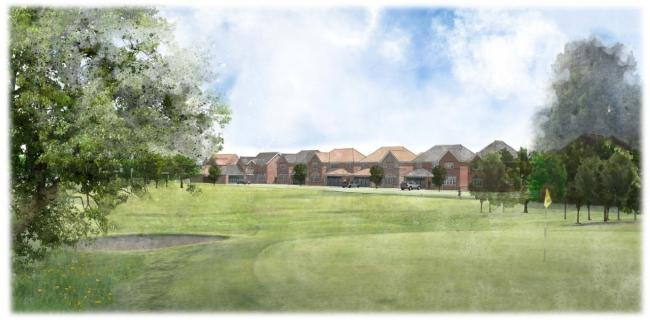 Controversial Widnes golf housing plans set to be turned down