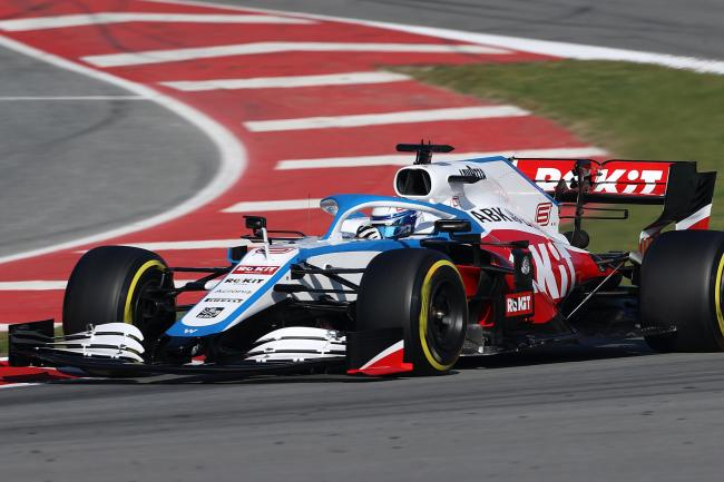 Williams have furloughed staff with drivers George Russell and Nicholas Latifi taking pay cuts