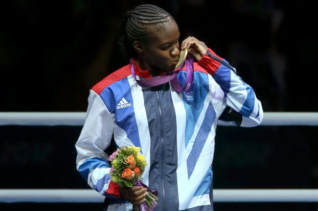 Nicola Adams claimed an historic gold medal at London 2012