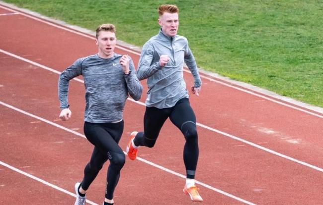 Brothers Cameron and Alastair Chalmers are now eyeing the rearranged Tokyo Olympics in 2021