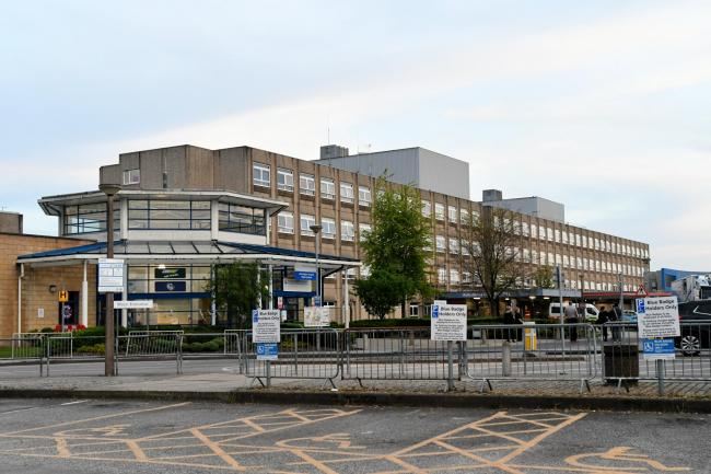 Increase in the number of coronavirus patients in Warrington and Halton hospitals
