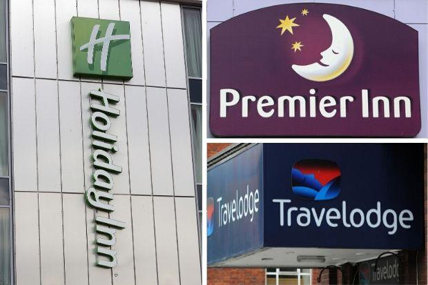 Premier Inn, Travelodge and Holiday Inn's strict new rules for guests