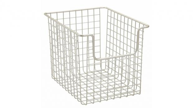 Runcorn and Widnes World: Baskets can help organise all your bathroom essentials. Credit: Amazon