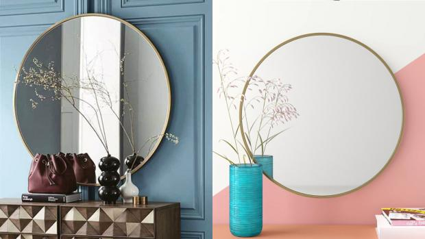 Runcorn and Widnes World: A bigger, more modern mirror will create the illusion of more space. Credit: Wayfair