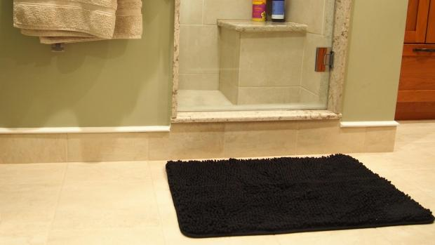 Runcorn and Widnes World: A stylish bath mat can brighten up your space. Credit: Reviewed / Kori Perten