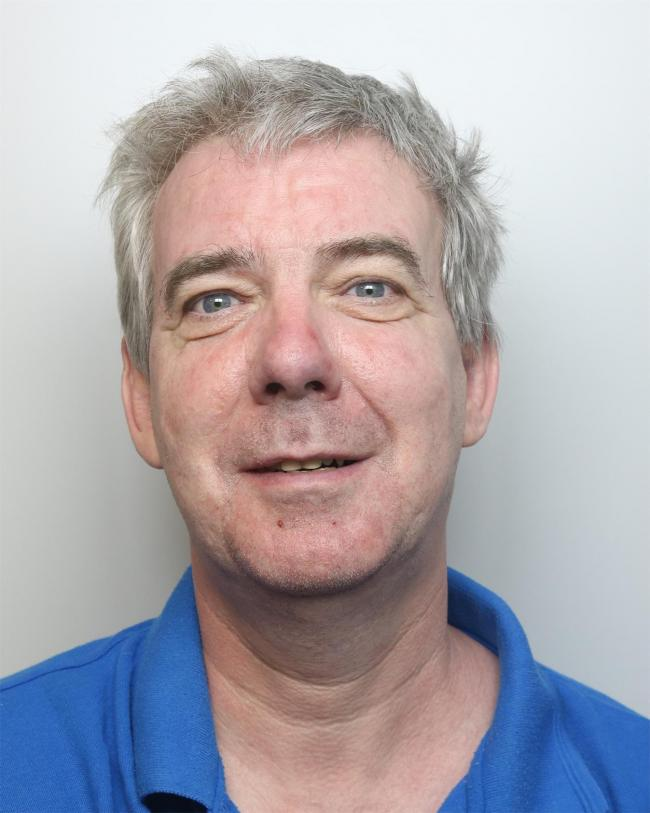 Stephen Sheridan, served time in prison for a racially aggravated public order offence and assaulting a police officer.