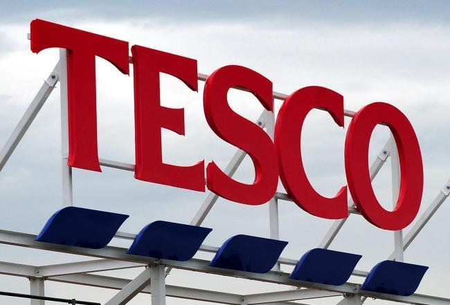 Tesco have explained why their shopping bills are being rounded up to the nearest pound (Archive photo)