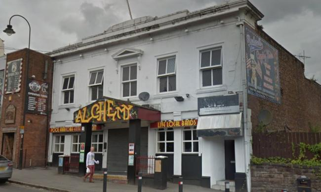 Police were called to the Alchemy in Runcorn in the early hours of Saturday. Picture by Google Maps.