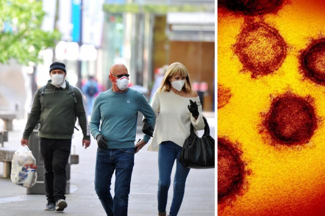 Halton could become 'coronavirus hotspot' warn scientists