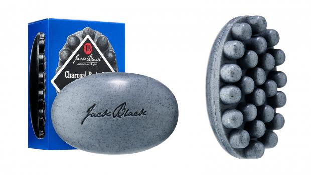 Runcorn and Widnes World: Exfoliate your body with the Jack Black Charcoal Body Bar Massaging Soap. Credit: Jack Black