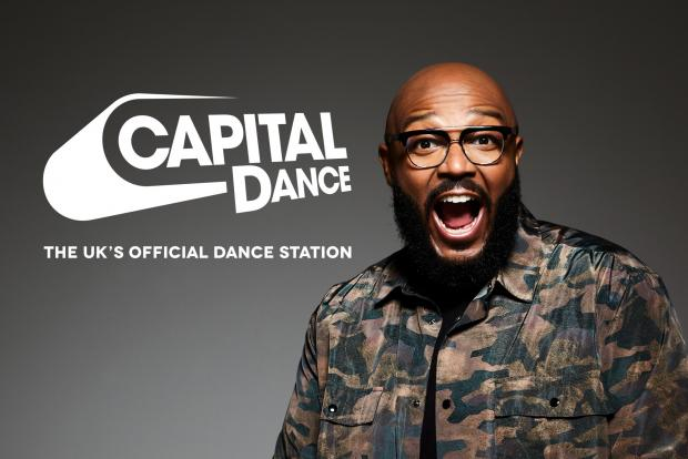 Runcorn and Widnes World: MistaJam will front new national radio station, Capital Dance, and will host shows on sister station Capital. Picture: Capital Dance