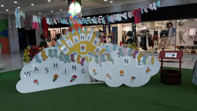 Runcorn Shopping City encourages shoppers to leave their wishes