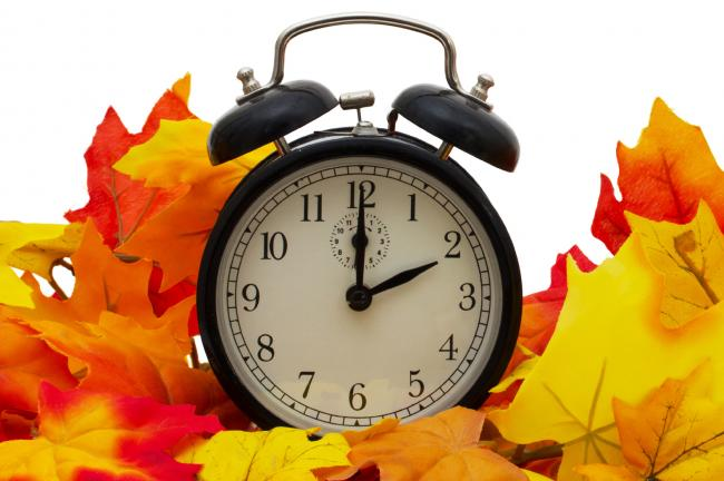 Clocks go back one hour to signal the end of British summer time.