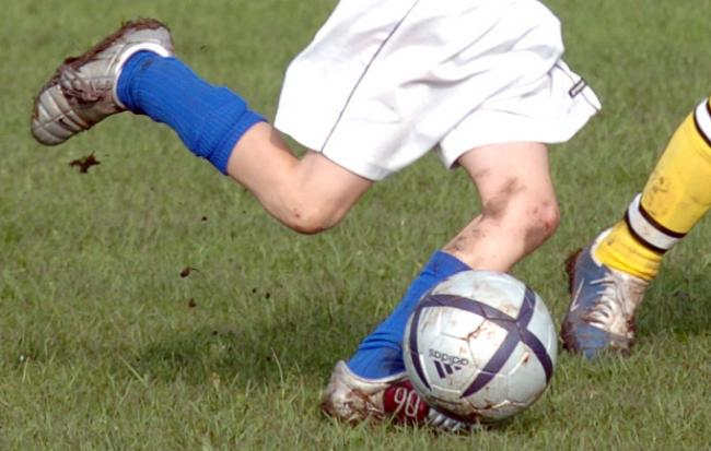 Junior league football suspended for four weeks