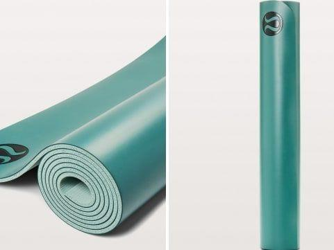 Runcorn and Widnes World: Best health and fitness gifts 2020: Lululemon Reversible Yoga Mat Credit: Lululemon