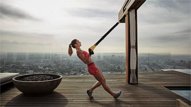 Runcorn and Widnes World: Best health and fitness gifts 2020: TRX Suspension Trainer Credit: TRX