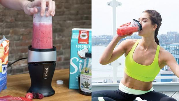 Runcorn and Widnes World: Best health and fitness gifts 2020: Ninja Fit Personal Blender Credit: Reviewed / Jackson Ruckar / Ninja