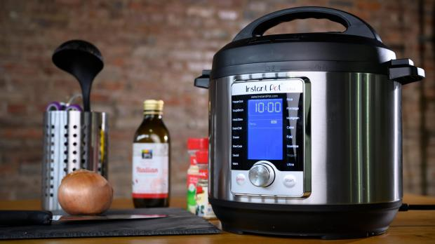 Runcorn and Widnes World: Best health and fitness gifts 2020: Instant Pot Credit: Reviewed / Betsey Goldwasser