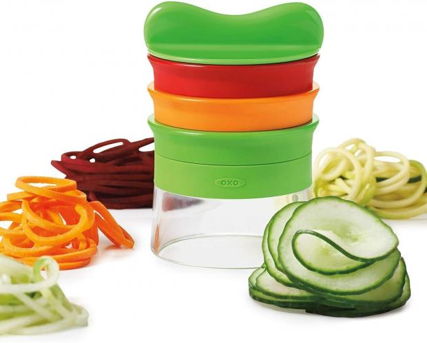 Runcorn and Widnes World: Best health and fitness gifts 2020: OXO Spiralizer Credit: OXO