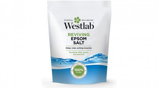 Runcorn and Widnes World: Best health and fitness gifts 2020: Westlab Reviving Epsom Bath Salts Credit: Westlab