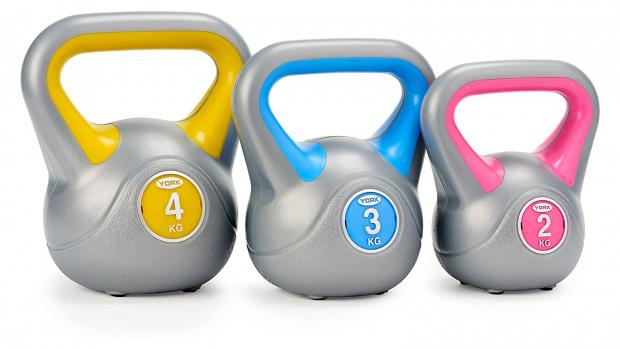Runcorn and Widnes World: Best health and fitness gifts 2020: BalanceFrom kettlebell set Credit: Amazon