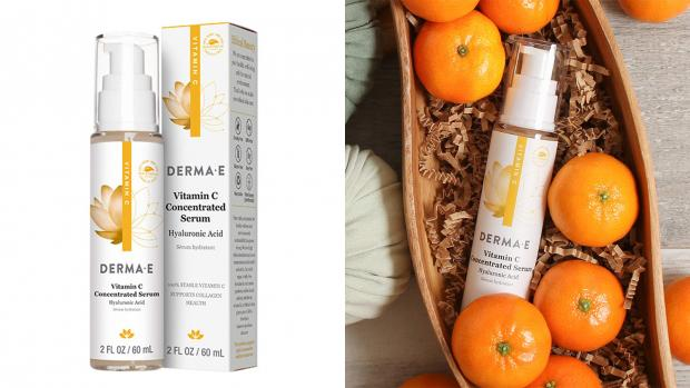 Runcorn and Widnes World: For your sensitive skin, try the Derma E Vitamin C Concentrated Serum. Credit: Derma E