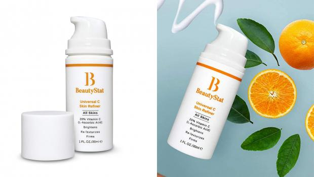 Runcorn and Widnes World: Keep dark spots at bay with the BeautyStat Universal C Skin Refiner Serum. Credit: BeautyStat