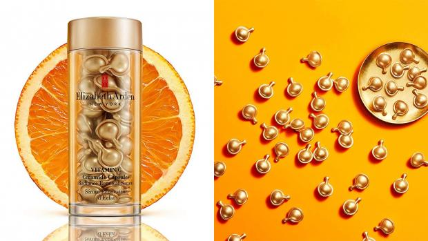 Runcorn and Widnes World: For dry skin, try the Elizabeth Arden Vitamin C Ceramide Capsules Radiance Renewal Serum. Credit: Elizabeth Arden