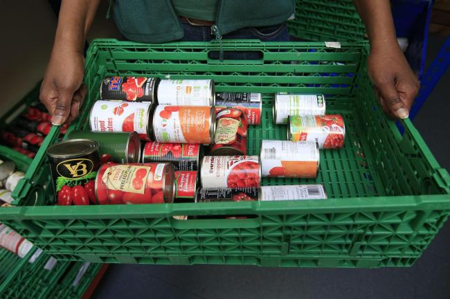 Widnes foodbank handed out more than 1,200 emergency parcels last year