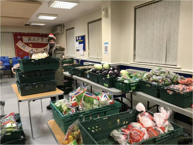 Runcorn project which distributes food to people in need receives vital boost