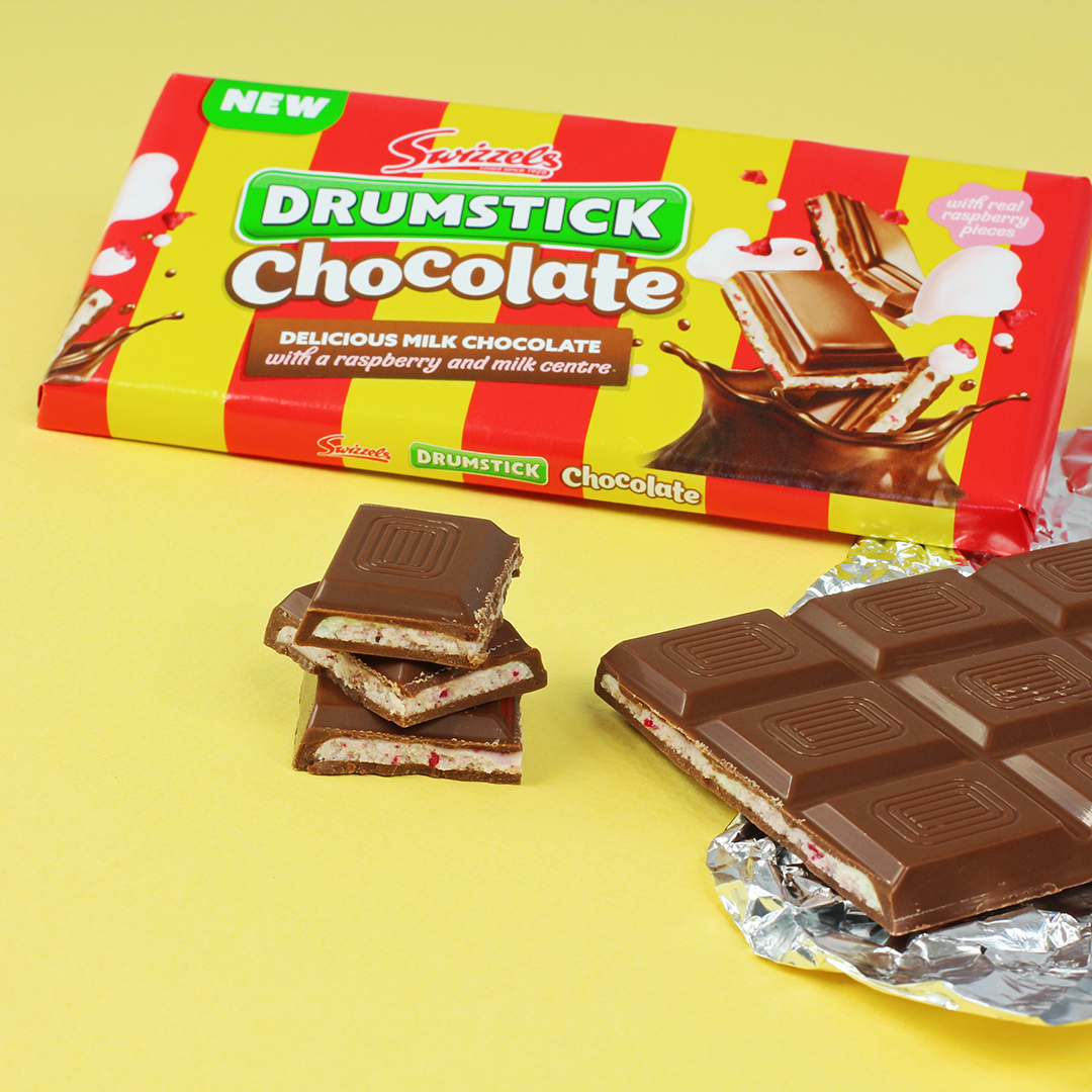 Drumstick chocolate