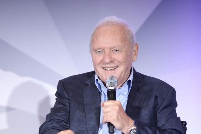 Anthony Hopkins at LEAP
